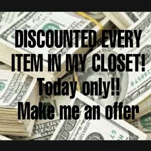 Other - DISCOUNTED EVERY ITEM